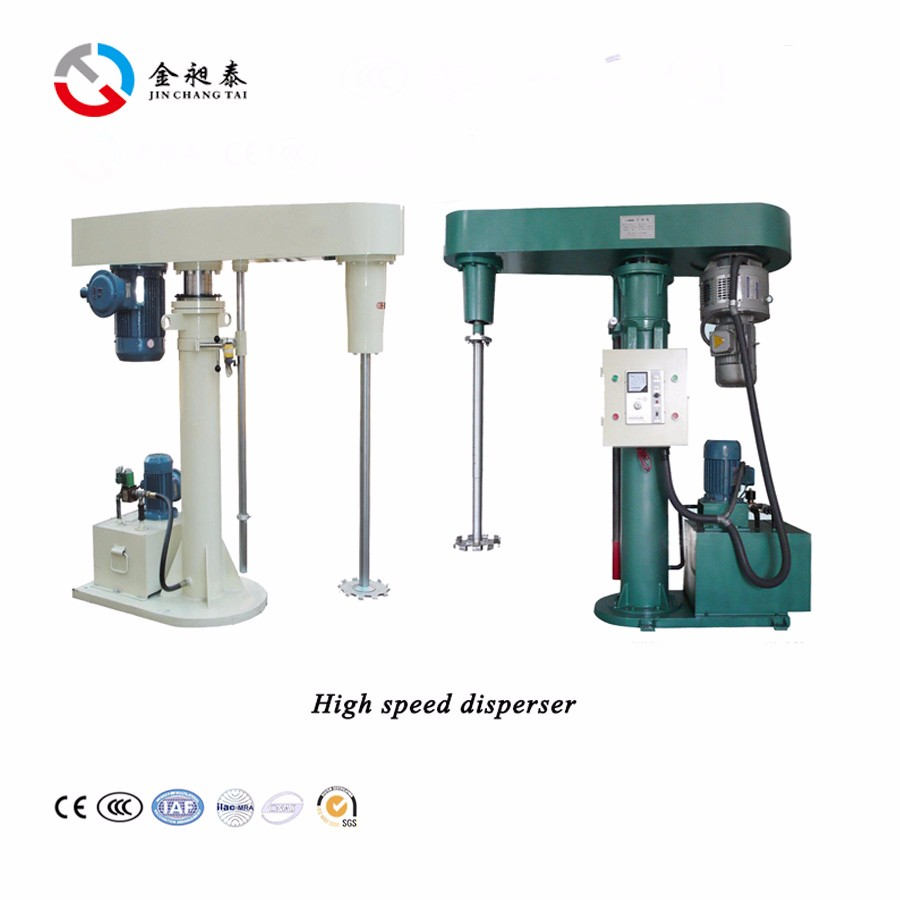 Do you know High speed dispersing machine ?