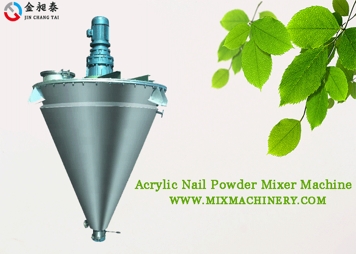Acrylic Nail Powder Mixer Machine