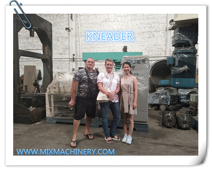Ukraine client and JCT company Lucy photo