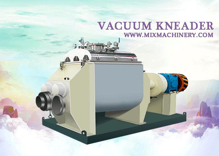 vacuum_kneader