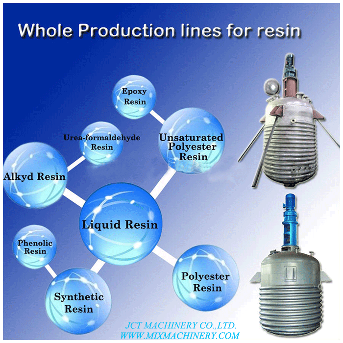Do you know the Efficient rubber resin/ phenol-formaldehyde epoxy resin reactor machine?