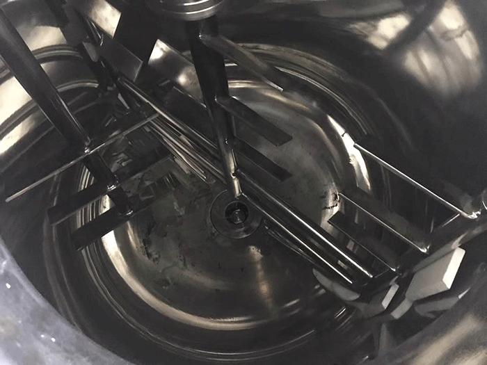 Reactor blade