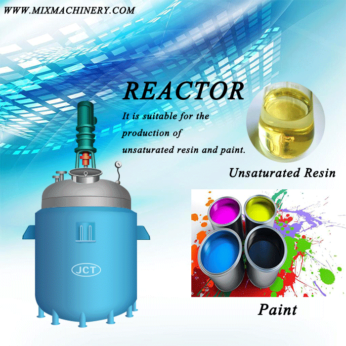 Application and development trend of unsaturated resin in paint industry