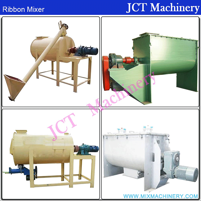 high quality factory price Double Shaft Blade Agravic Mixer Machine