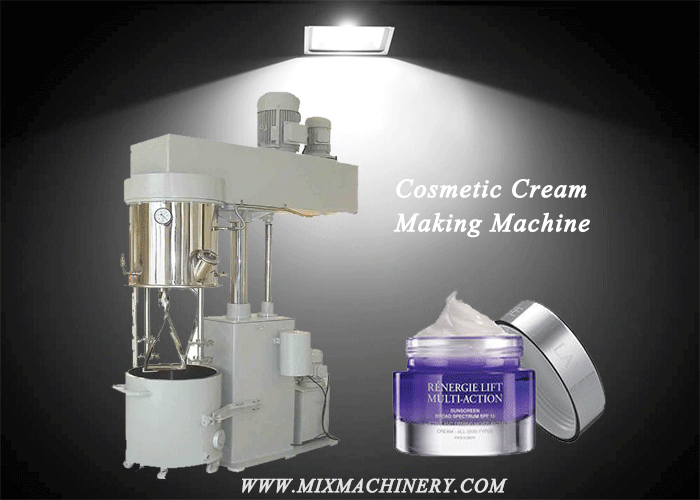 JCT Olay oil cosmetic cream making machine Successfully exported to Sao Paulo, Brazil