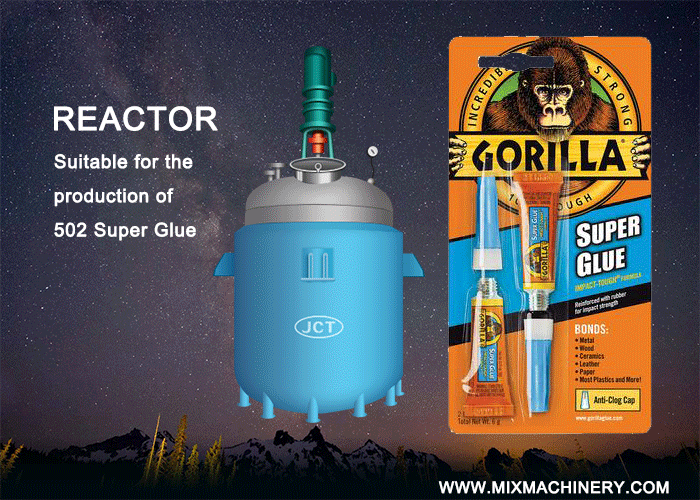 reactor_and_super_glue