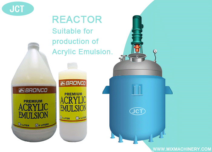Have you heard of acrylic emulsion?