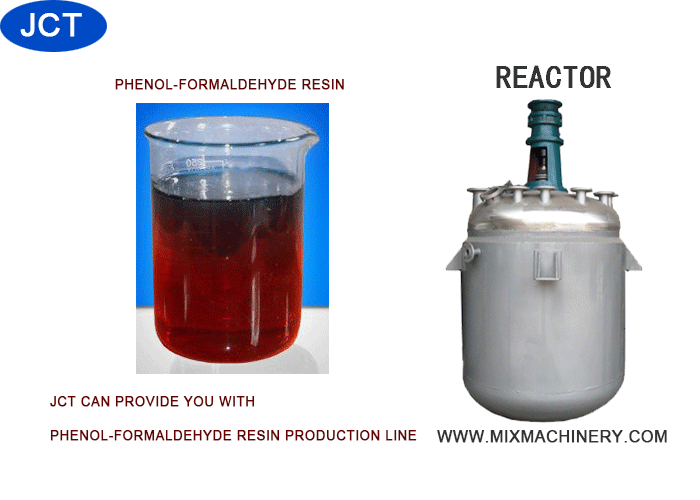 LET'S TAKE A LOOK AT WHAT IS  KONW PHENOL-FORMALDEHYDE RESIN?