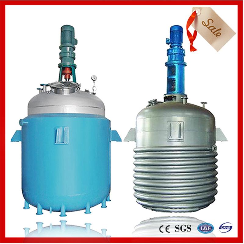 Repair and maintenance of stainless steel reactor leaks!
