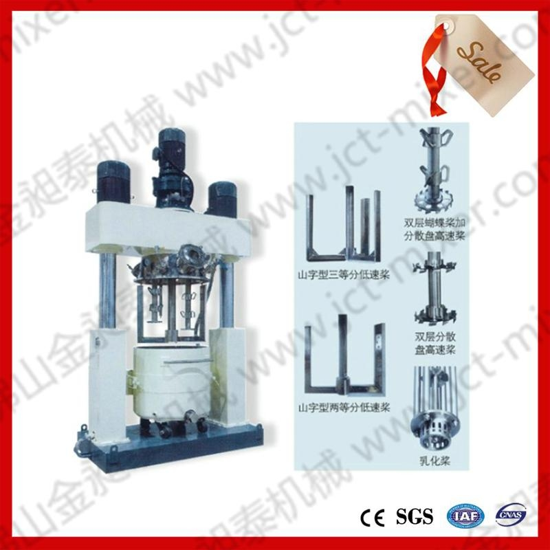 What is the function of the 22kw hydraulic lift disperser?