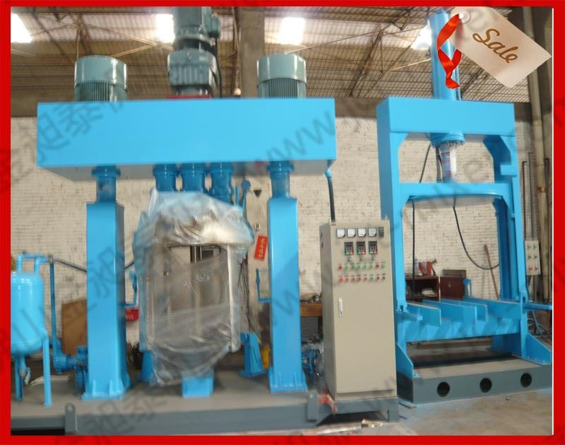 Jin Chang Tai Talk about the use characteristics and structure of the powerful disperser