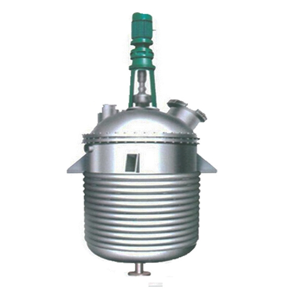 Today I will show you our innovative products-stainless steel mixing tank