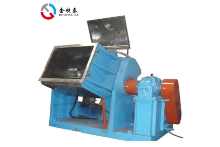 Rubber kneader and dispersing machine