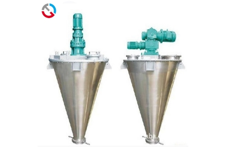 The conical twin screw extruders