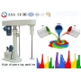 High speed dispersing machine for paint